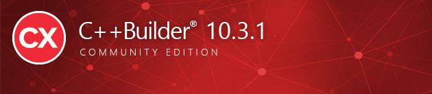 C++Builder Community Edition のライセンス更新