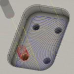 Fusion360 CAMの実践/切削加工用パス作成・負荷制御編