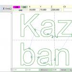 GコードNCデータの確認と学習支援ソフト、バージョン2